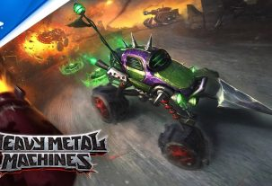 vehicular-combat-battler-heavy-metal-machines-launches-on-ps4-and-ps5-tomorrow-playstation-blog