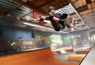 Tony Hawk's Pro Skater 1 and 2 Gets Upgraded for Xbox Series X|S on March 26