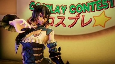 bloodstaineds-miriam-joins-3d-arena-battler-mighty-fight-federation-playstation-blog