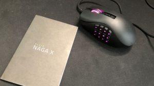 Razer Naga X gaming mouse review